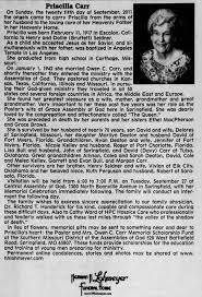 Priscilla Seidner Obituary - Newspapers.com