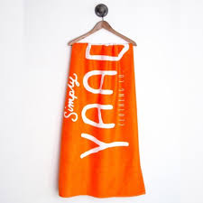 simply yaad beach towel accessories
