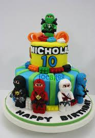 9 LEGO Ninjago Birthday Cupcakes Photo - Ninjago Birthday Cupcakes ...