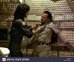 SIGOURNEY WEAVER, IAN HOLM, ALIEN, 1979 Stock Photo: 30619320 - Alamy