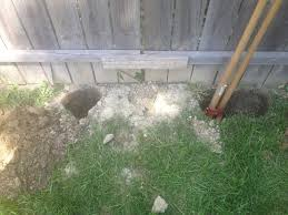 How To Repair A Wooden Privacy Fence When A Post Is Broken Diy In A Hour