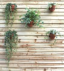 Plant Pot Wall Holders Pack Of 3