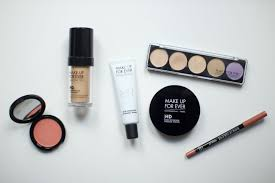 make up for ever hits debenhams here