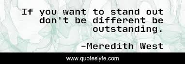 Best Meredith West Quotes with images to share and download for free at  QuotesLyfe