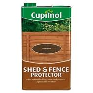 Cuprinol Brown Fence Paint Paint Decorating And More Homebase