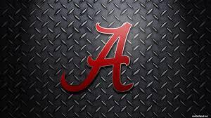 alabama crimson tide logo wallpapers