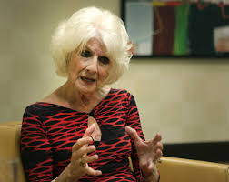 Diane Rehm is off the radio but still active - San Antonio Express-News