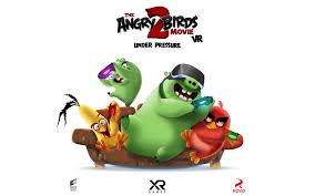 The Angry Birds Movie 2 VR: Under Pressure to be a Summer Release for  PlayStation VR – VRFocus