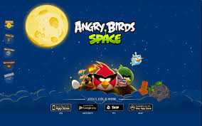 Angry Birds Space - Most Loved Website Award