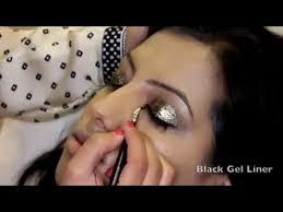 glitter asian bridal makeup tutorial