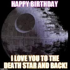 star wars birthday meme funny com