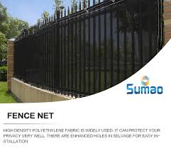 Germany Market Popular Hdpe Privacy Fence Screen Mesh Cloth Printed Advertising Banner Windscreen Netting With Customized Logo View Print Fence Sumao Product Details From Changzhou Sumao Plastic Co Ltd On Alibaba Com