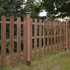 Picket Fence Panels Waltons Fast Delivery