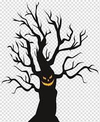 Pin By Vicki Hines On Cricut Explore One In 2020 Scary Drawings Tree Drawing Halloween Trees