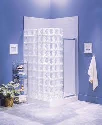 glass blocks for shower 44 great