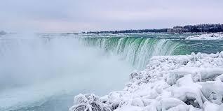 niagara falls in winter how to visit