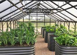 raised garden beds polycarbonate