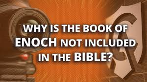 Why Is the Book of Enoch Not Included in the Bible? - YouTube