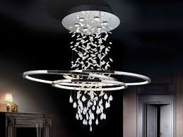 optics large ceiling light