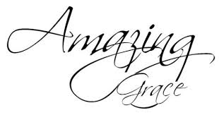 Amazing Grace Wall Glass Mirror Decal For Living Room Bedroom Church Etc Grace Tattoos Amazing Grace Mirror Decal