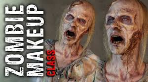 walking dead zombie cl w mehron