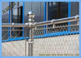 Woven Vinyl Coated Chain Link Fence Gate With Galvanized Steel Wire Fit Backyards