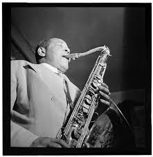 Portrait of Coleman Hawkins, Spotlite (Club), New York, N.Y., ca. Sept.  1946] | Library of Congress