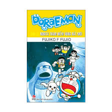 Doraemon - Vol.3 Nobita Thám Hiểm Vùng Đất Mới (Truyện Dài) (Tái ...