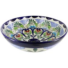 mexican tile talavera sinks and
