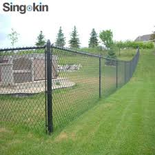 Black Used Chain Link Fence For Sale Factory Wholesale Garden Supplies Products On Tradees Com