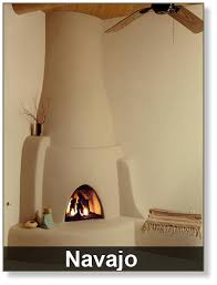 adobelite southwestern kiva fireplace kits