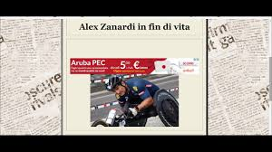 Incidente Zanardi 19 Giugno 2020 - YouTube