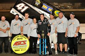 Jason Johnson Racing Gets ASCS Win at Houston Raceway Park