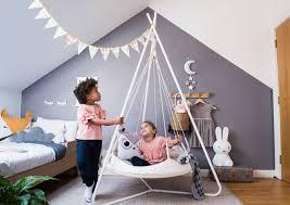 Kids Tiipii Bed Small Hammock Bed Bed For Girls Room Kids Hammock