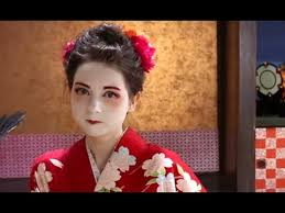 how to anese geisha makeup tutorial