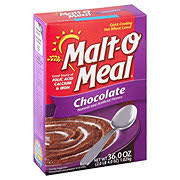 malt o meal quick cooking chocolate hot