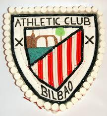 Escudo Athletic Bilbao Tartas De Chuches Chuches Adornos Navidenos