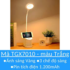 Đèn bàn học sạc tích điện ❤Bảo hành 6 tháng❤Chọn mẫu❤ đèn led ...