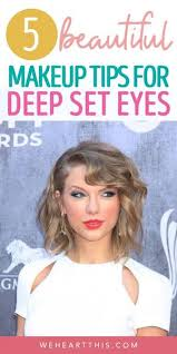 deep set eyes how to tell if you have
