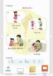 Sách Tiếng Việt 1 – bộ Cánh Diều có như những lời ca ngợi tận mây ...