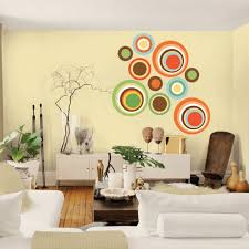 Shop Full Color Color Circles Pattern Children Room Full Color Wall Decal Sticker Sticker Decal 22x22 On Sale Overstock 15201006