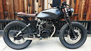 custom motorcycle cafe racer philippines