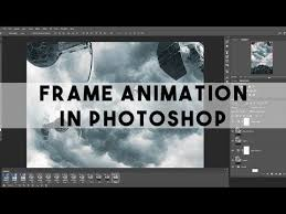 how to create frame animation gif or