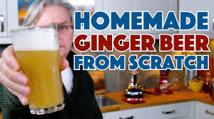 how to make ginger beer at home you