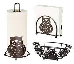 Owl Kitchen Decor And Housewares
