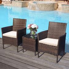 rattan garden furniture sets