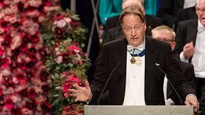 The Nobel Prize in Literature 2016 - Award ceremony speech - NobelPrize.org