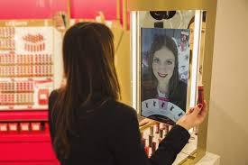 makeup mirrors coty magic mirror