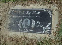 Cecil Ivy Scott (1991-2007) - Find A Grave Memorial