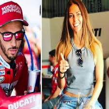 Andrea Dovizioso girlfriend: Will Alessandra Rossi be watching MotoGP in  Assen? - Daily Star